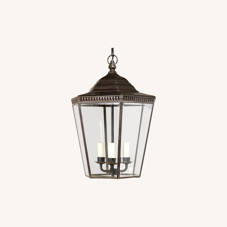 Vaughan Designs Georgian Porch Lantern - image-0
