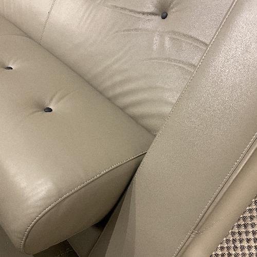 BoConcept Leather Full Sleeper Sofa