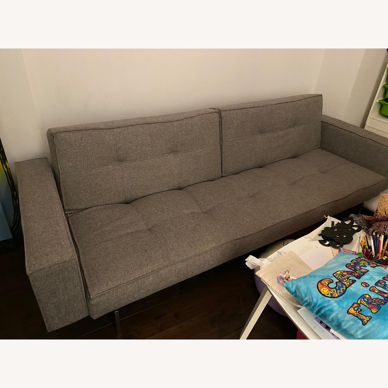 Innovation Living Split Back Sleeper Sofa - image-1