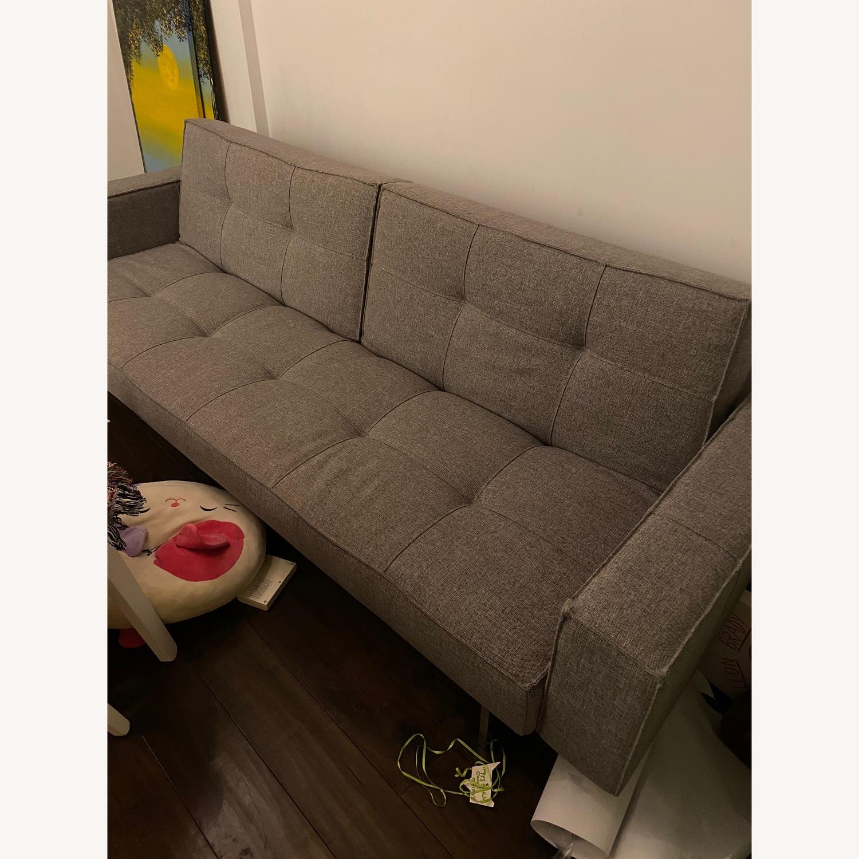 Innovation Living Split Back Sleeper Sofa - image-2