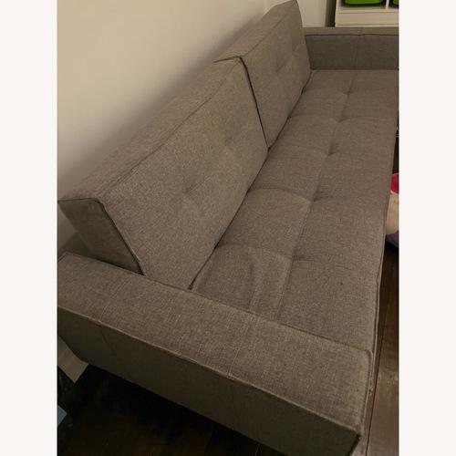 Innovation Living Split Back Sleeper Sofa