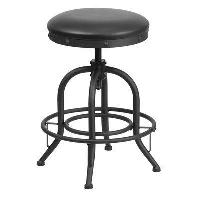 Williston Forge Erik Adjustable Height Swivel Stools