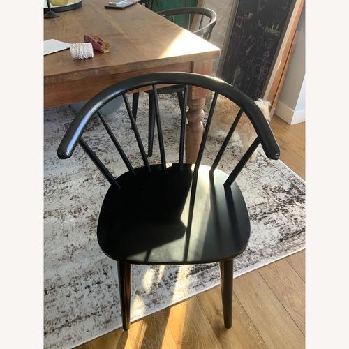Safavieh Scandinavian Wood Dining Chairs