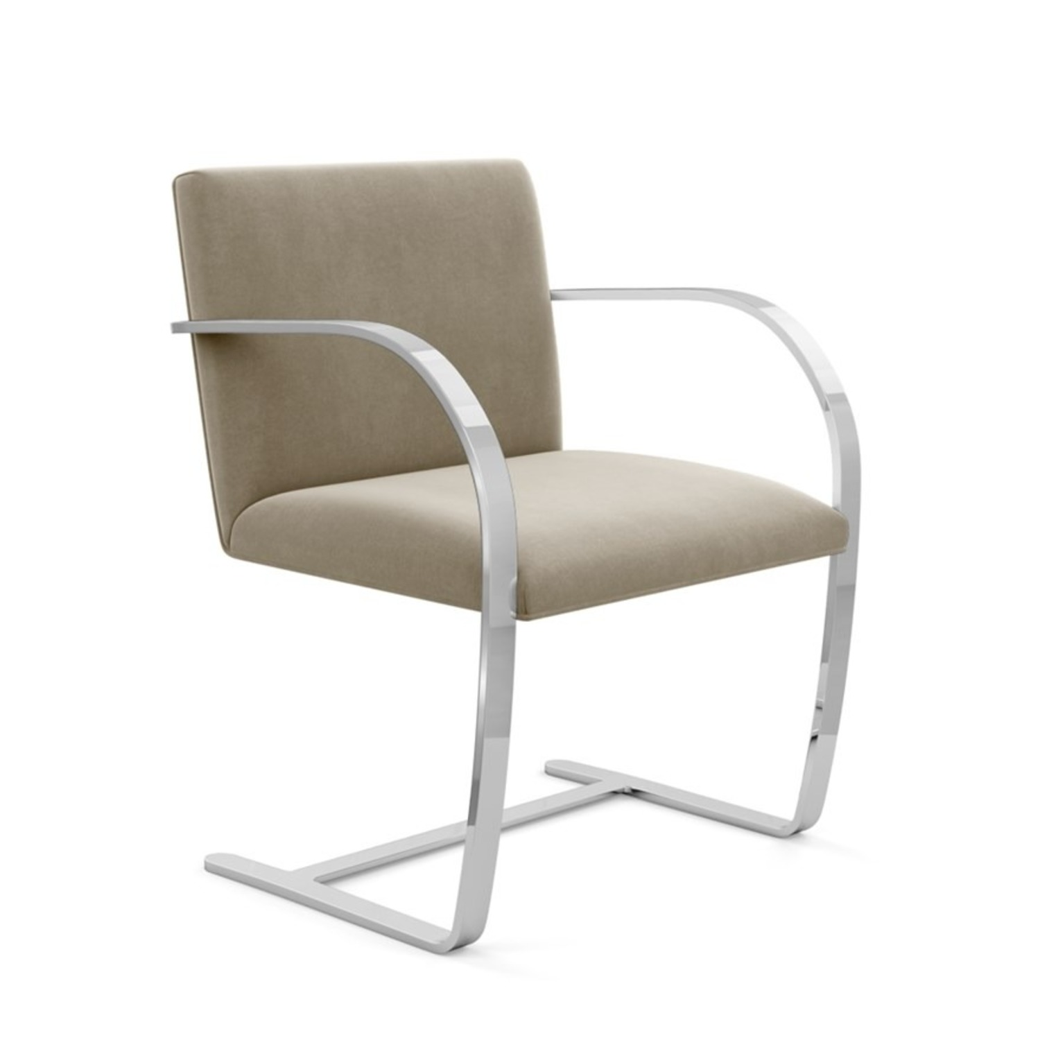 Knoll Mies Vander Rohe-Brno Chairs - image-1