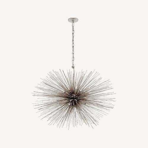 Visual Comfort Lighting Lights Medium Oval Chandelier