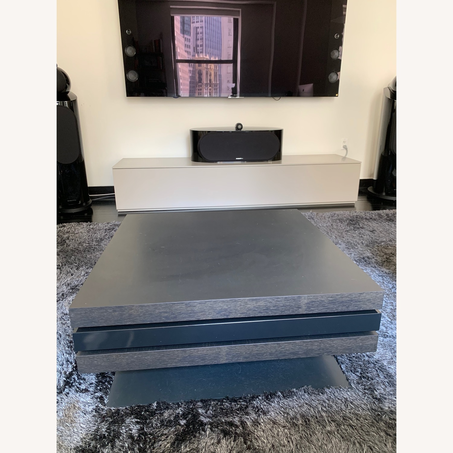 Ligne Roset Coffee Table - image-1