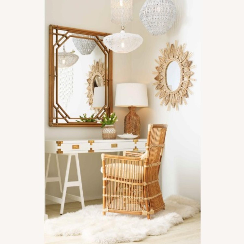 Selamat Designs Vela Pendant in Antique White