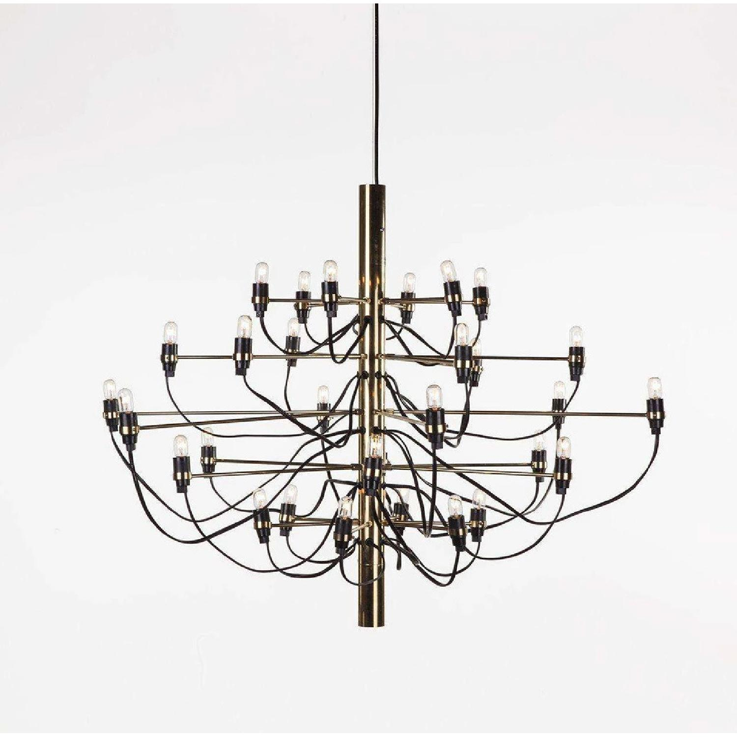 France & Son Mid Century Chandelier - image-4