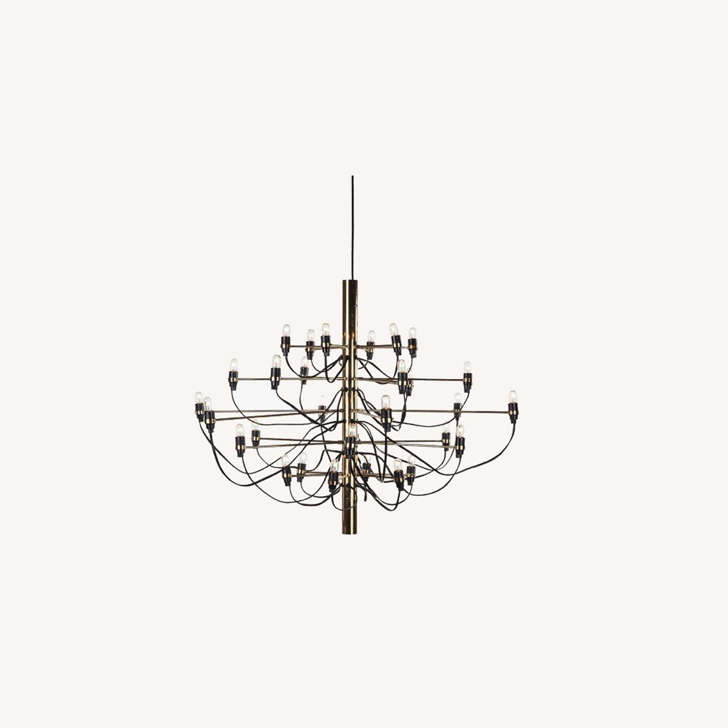 France & Son Mid Century Chandelier - image-0