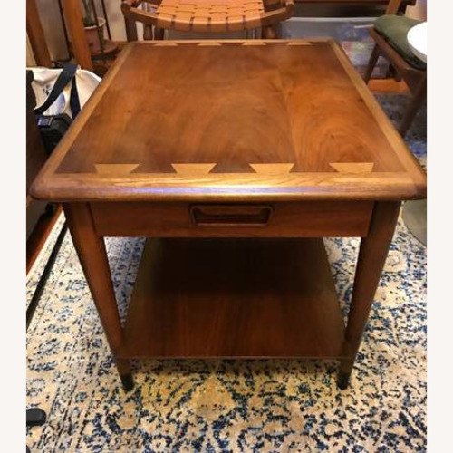Lane Mid Century Modern Side Table/Nightstand