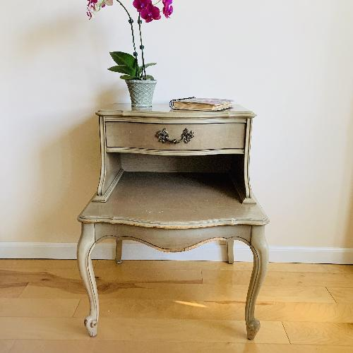 Used Vintage French Country Nightstands for sale on AptDeco