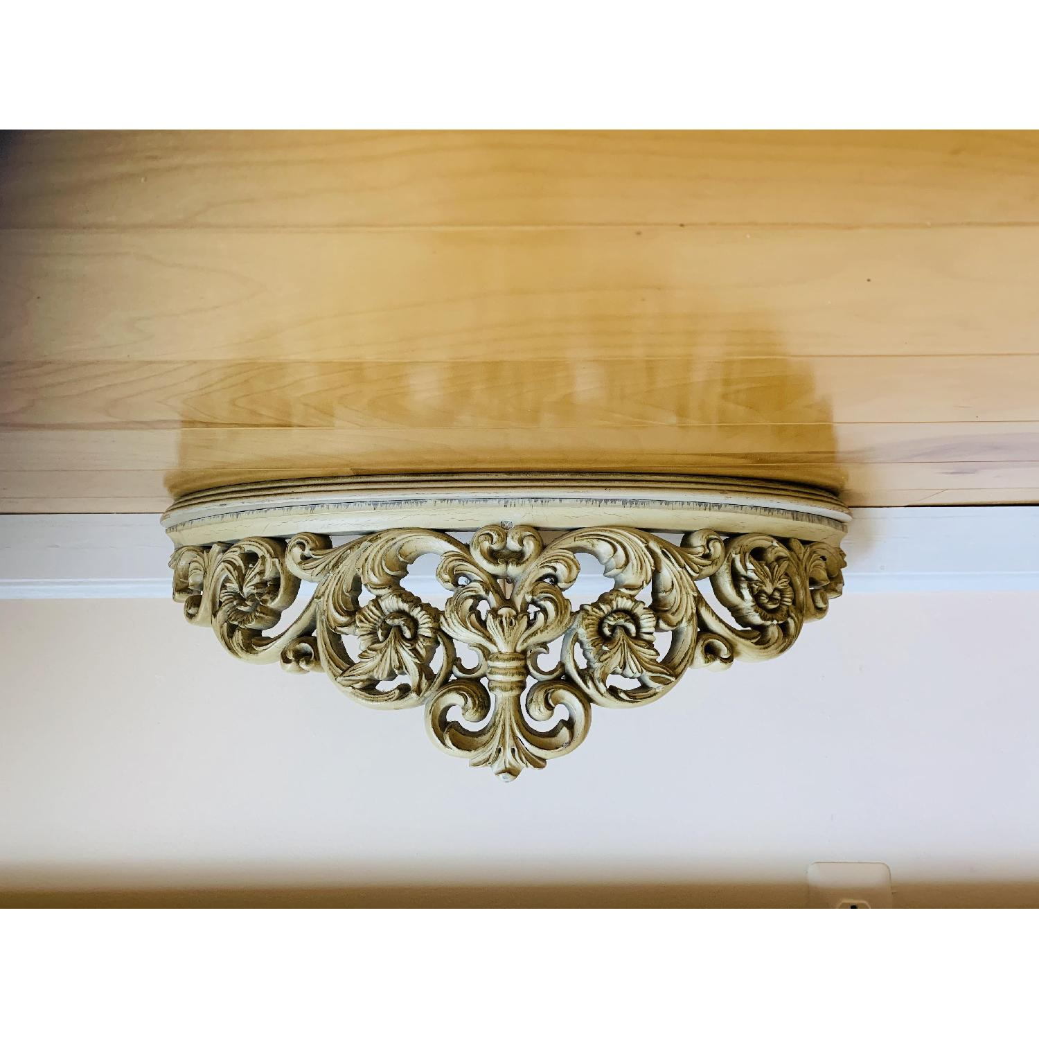 French Country Canopy Shelf - image-1