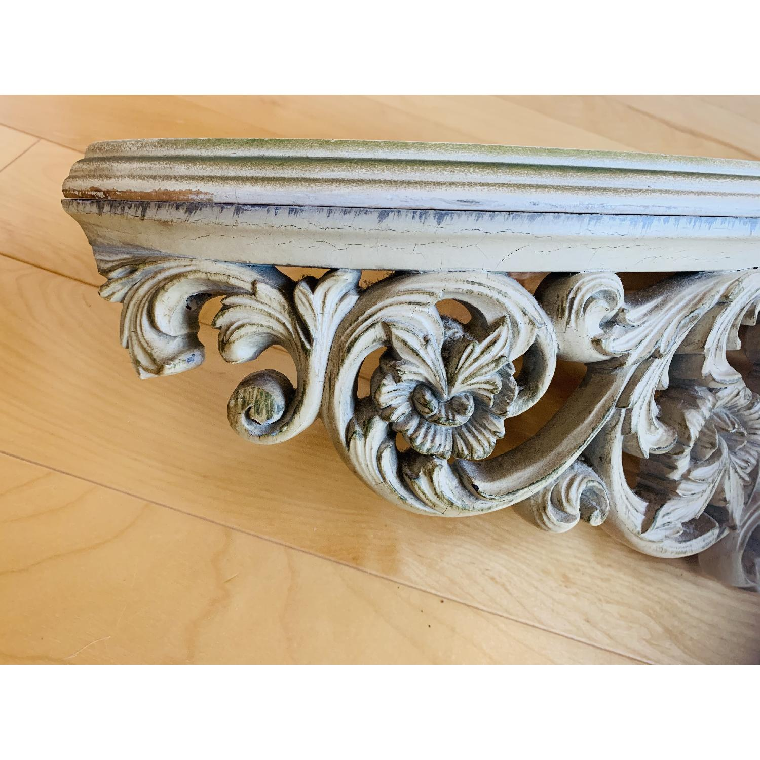 French Country Canopy Shelf - image-3