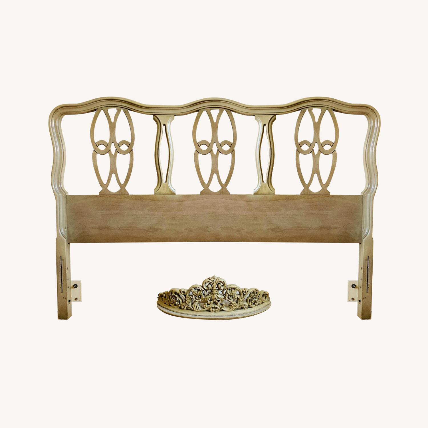French Country Canopy Shelf - image-7