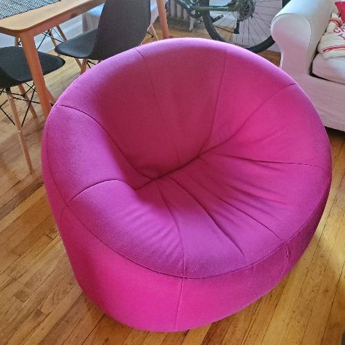 Ligne Roset Pumpkin Accent Chair