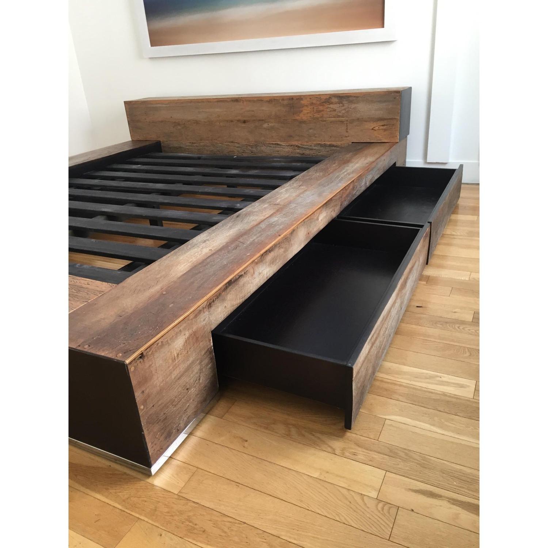 Environment Furniture Edge Platform Bed