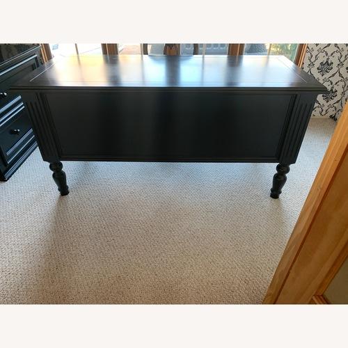 Ballard Designs Black Desk