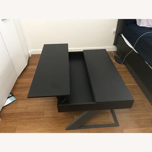 BoConcept Black Coffee Table w/ Storage