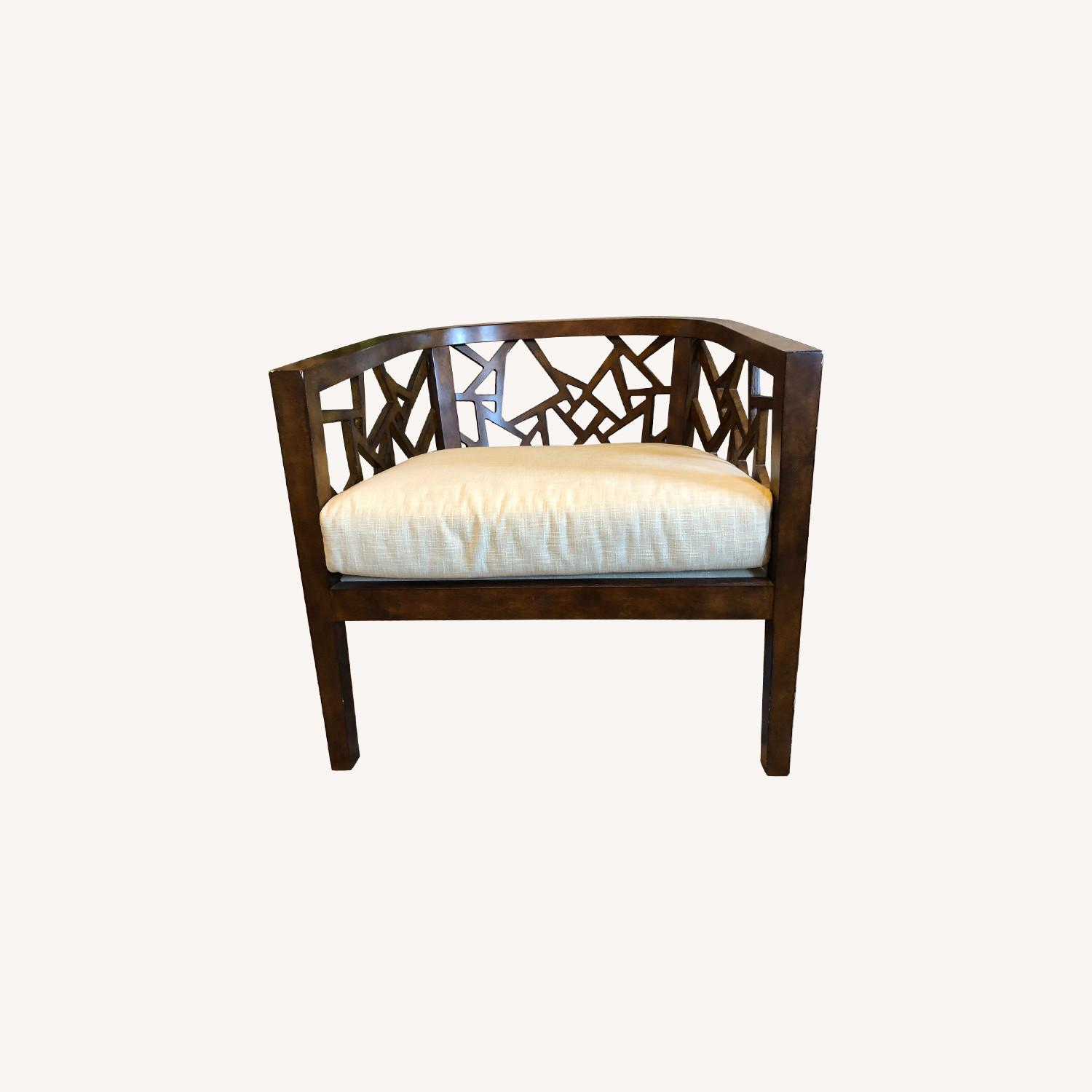 Modern Accent Chair - image-0