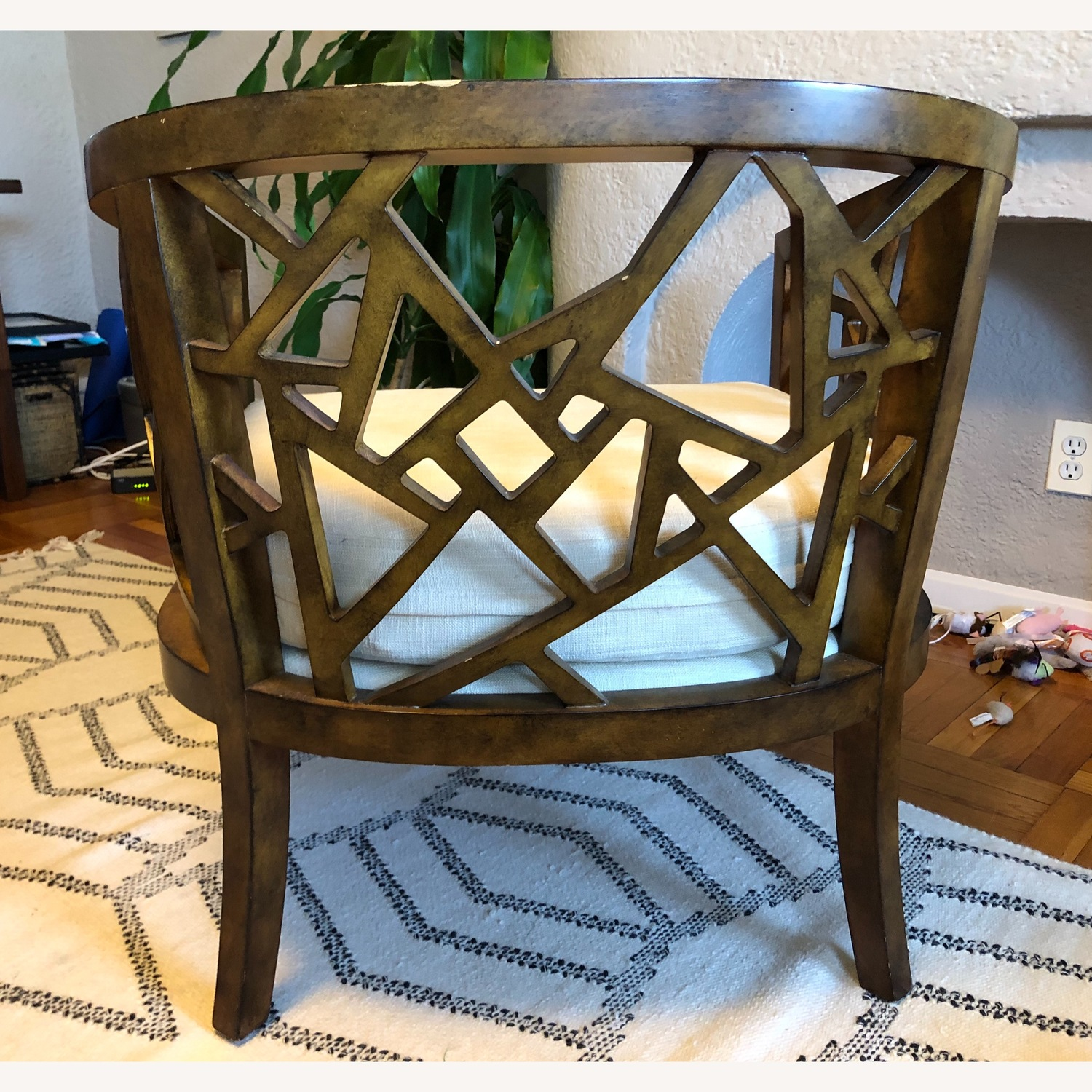 Modern Accent Chair - image-3