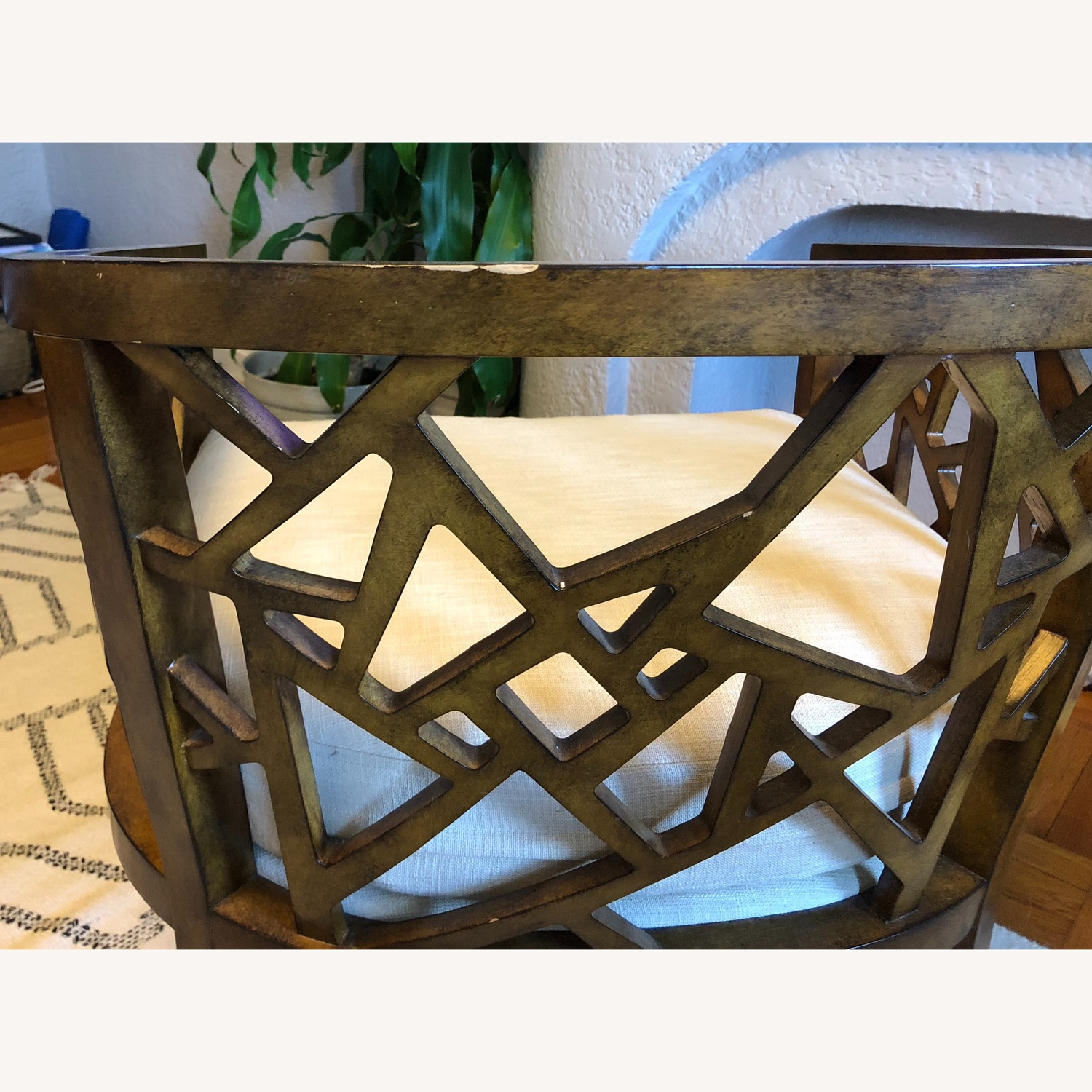 Modern Accent Chair - image-6