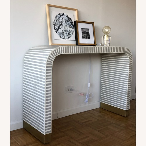 Anthropologie Console Table