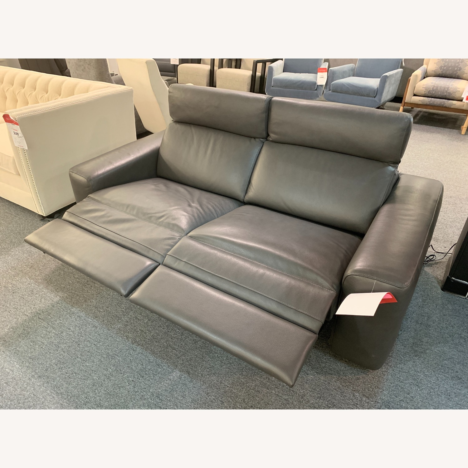 Chateau D'Ax Toby Reclining Sofa - image-1