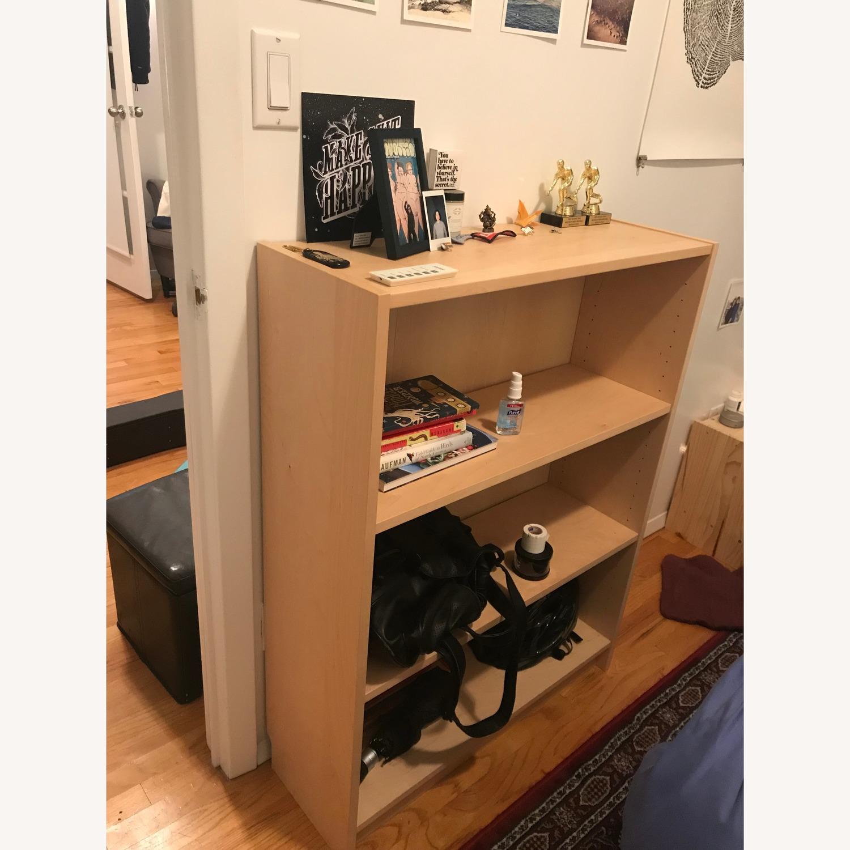 Ikea Billy Small Bookcase Aptdeco