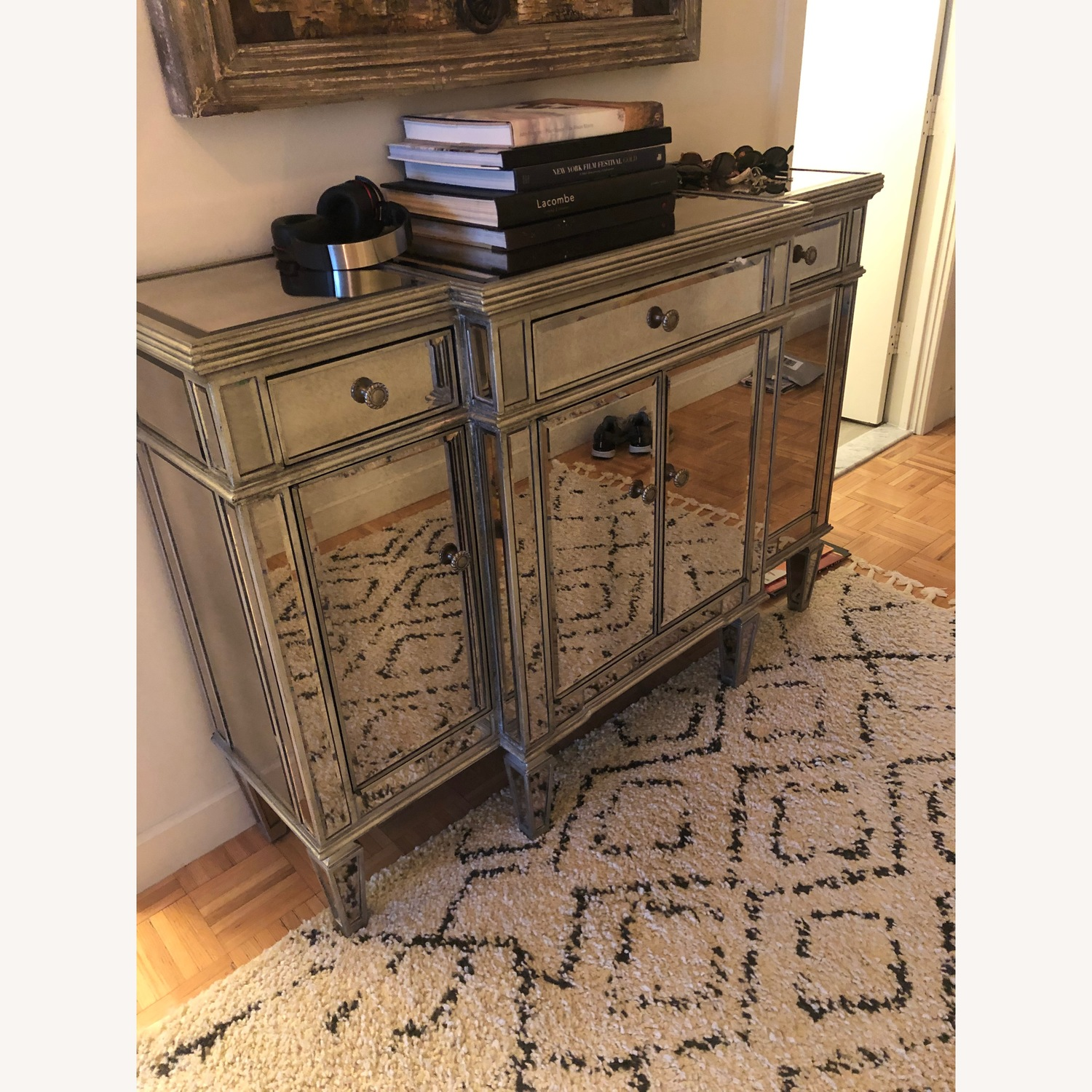 Pier 1 Mirrored Sideboard - image-2