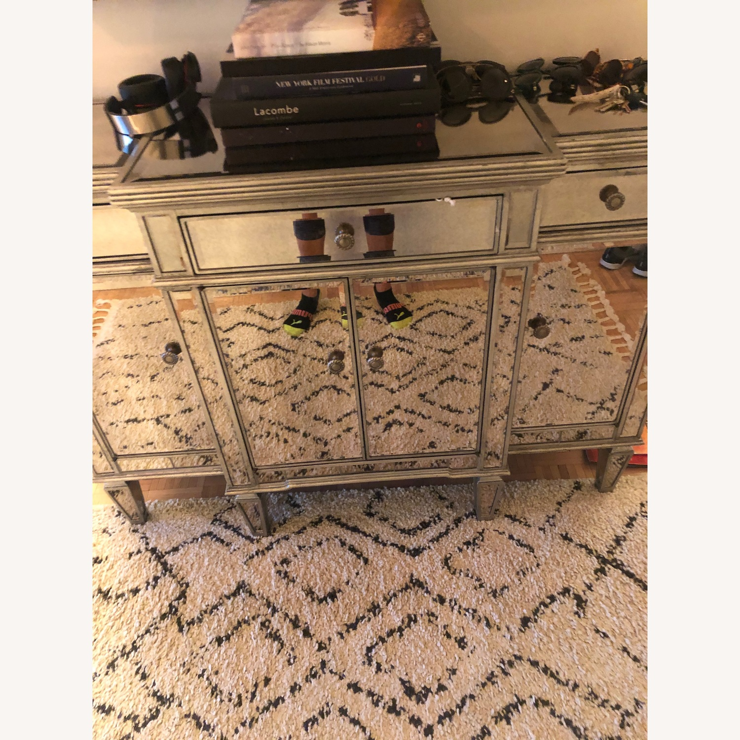 Pier 1 Mirrored Sideboard - image-3