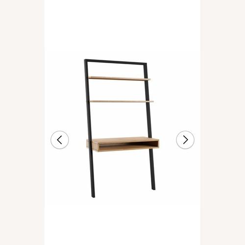 Leaning Ladder Desk