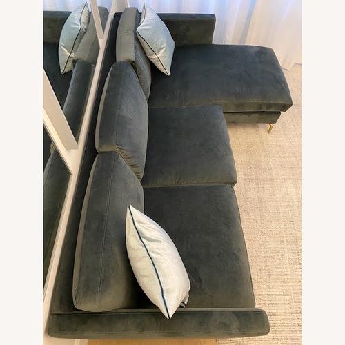 BoConcept Osaka Sectional Sofa w/ Resting Unit