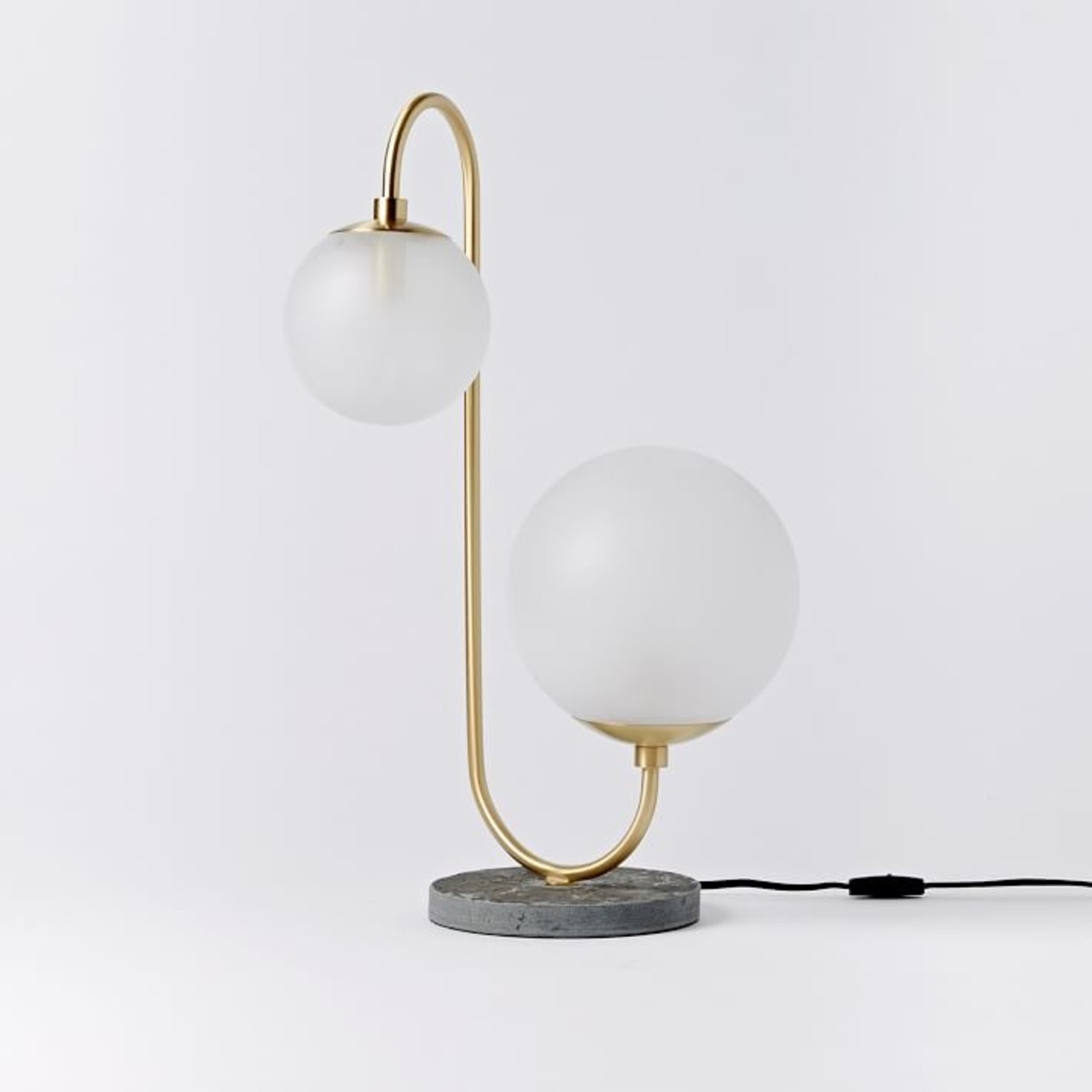 West Elm Pelle Asymmetrical Table Lamp