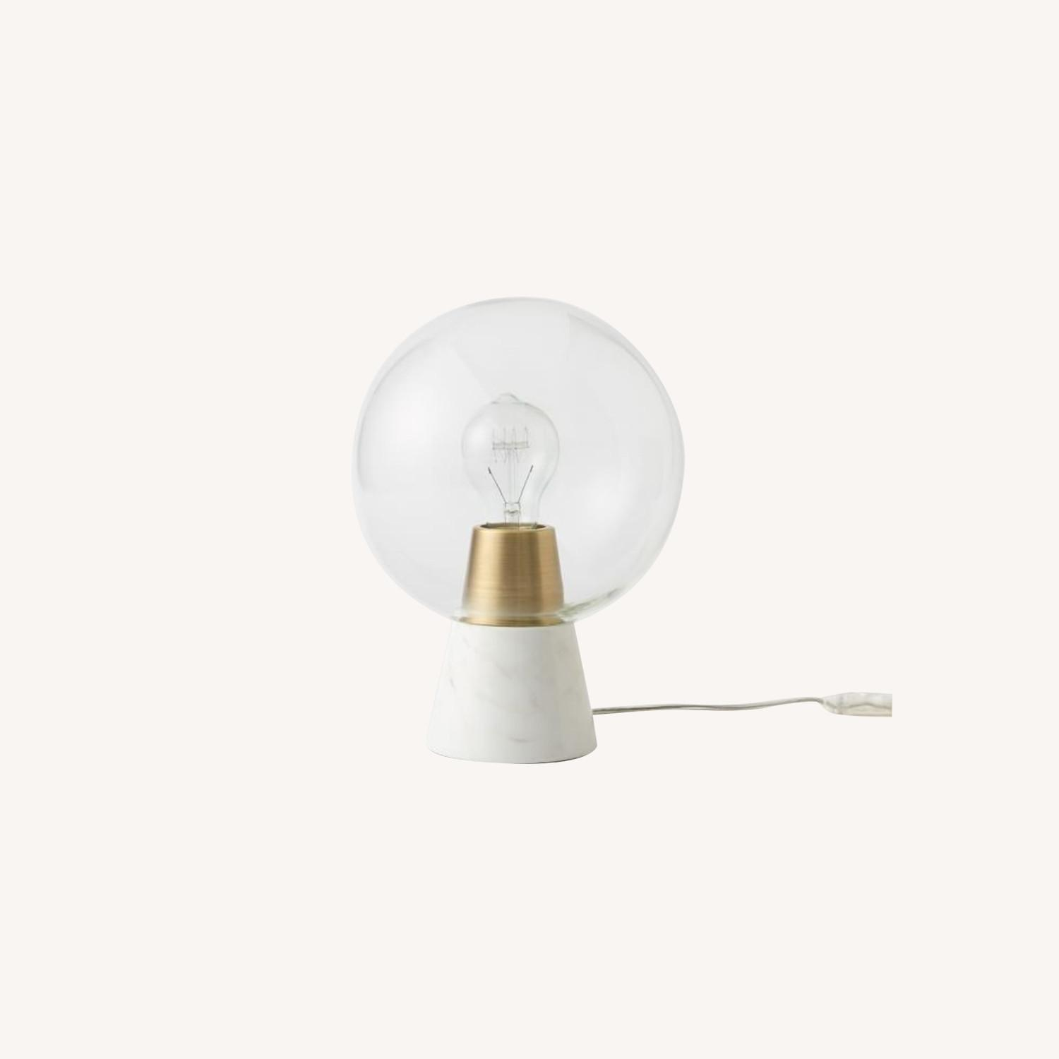 West Elm Nova Table Lamp