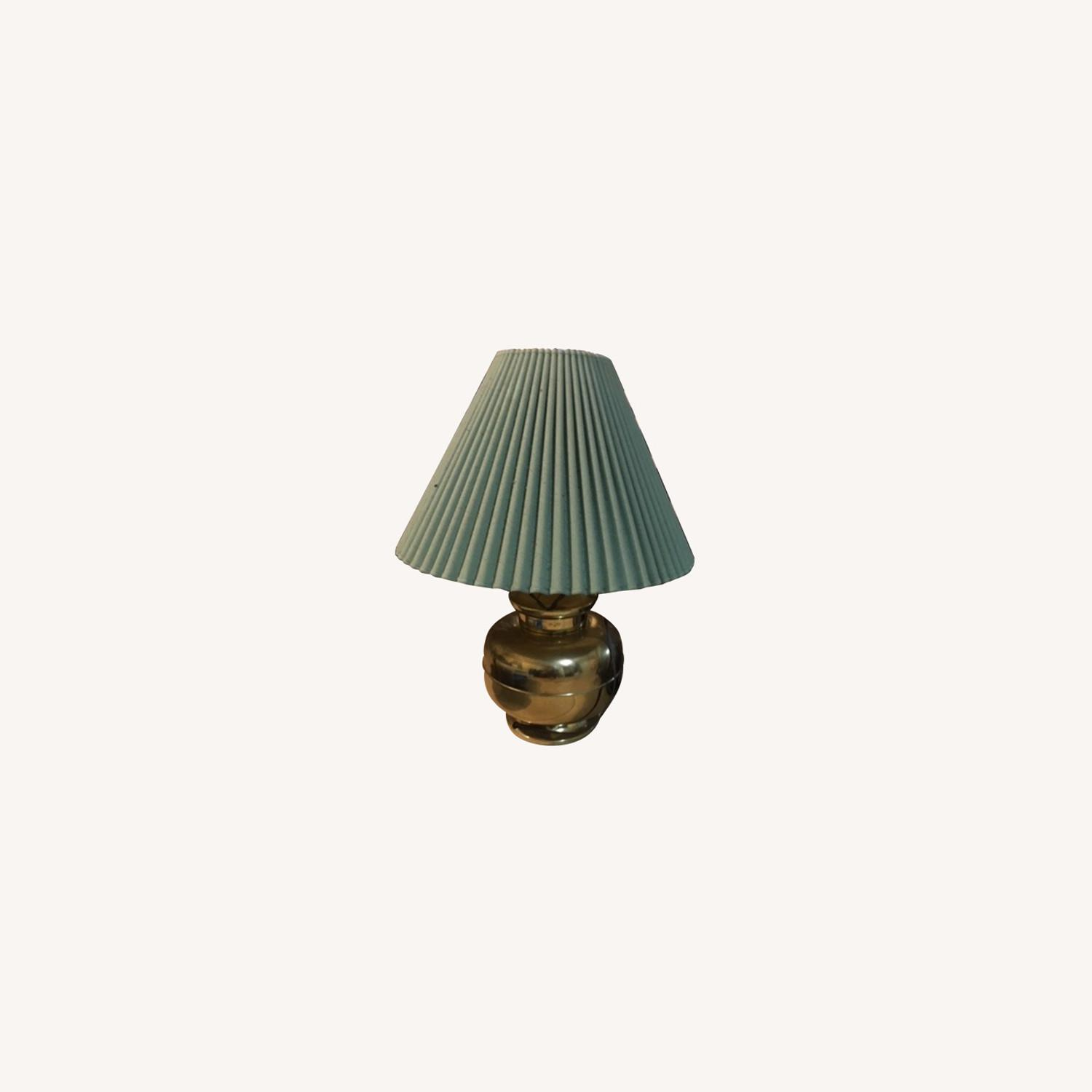 Anthropologie Vintage Table Lamp - image-0