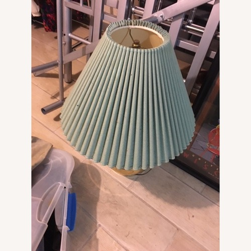Anthropologie Vintage Table Lamp