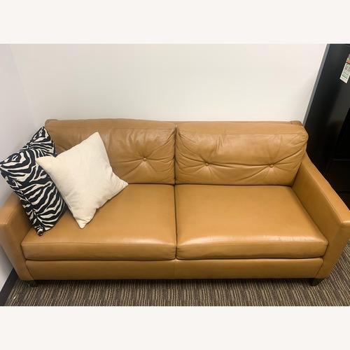 Ethan Allen Italian Monterey Sofa
