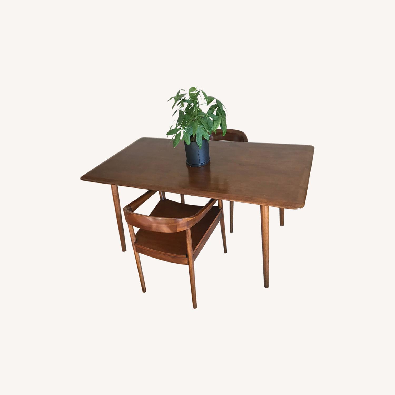 West Elm Dining Table Set - image-0