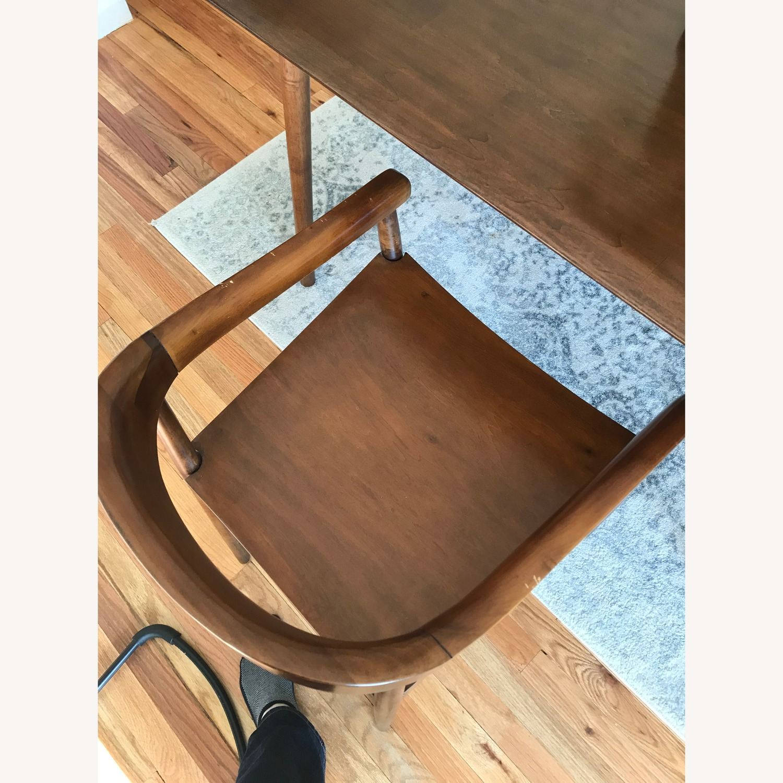 West Elm Dining Table Set - image-5
