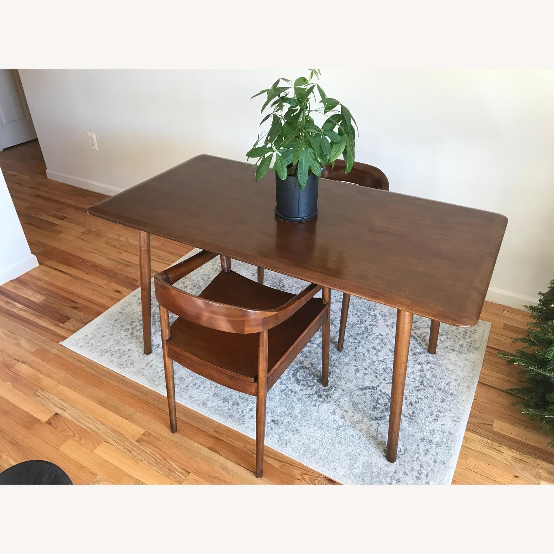 West Elm Dining Table Set - image-1