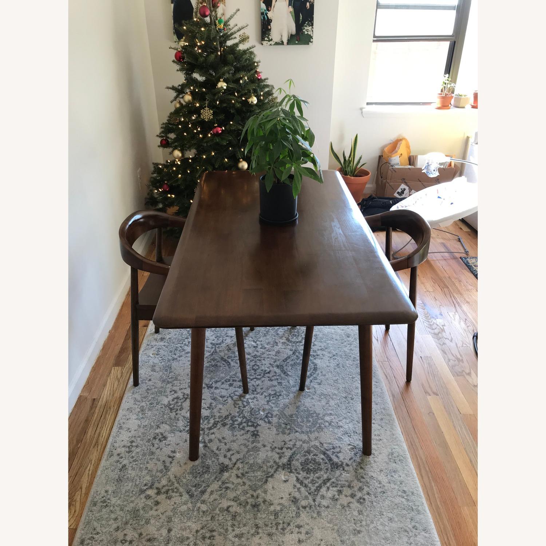 West Elm Dining Table Set - image-3