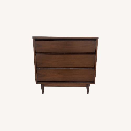 Used Mid-Century Modern Three Drawer Dresser for sale on AptDeco
