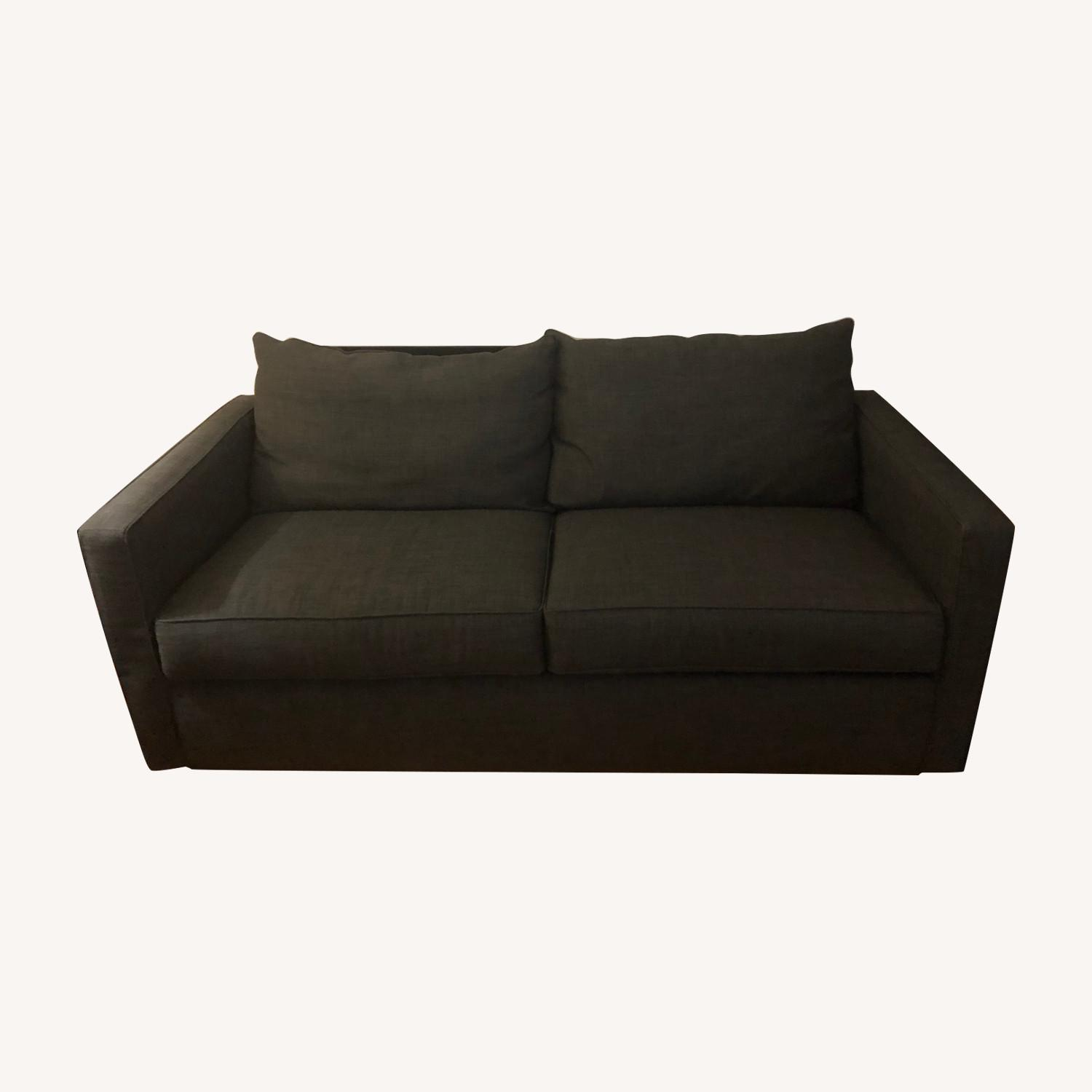 Jennifer Convertibles Queen Size Sleeper Sofa - image-0