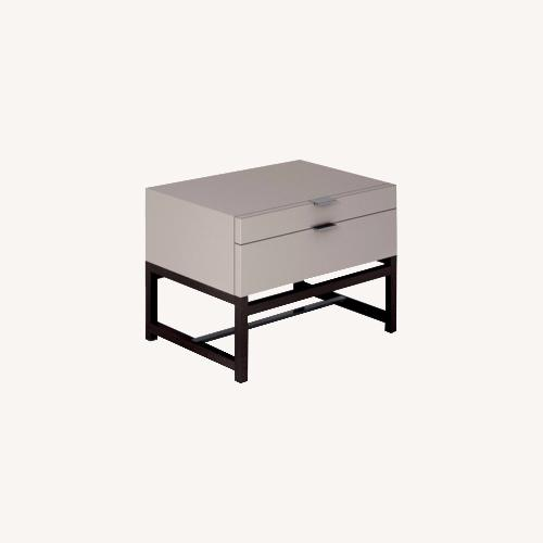 Used Minotti Harvey Line Bedside Tables for sale on AptDeco