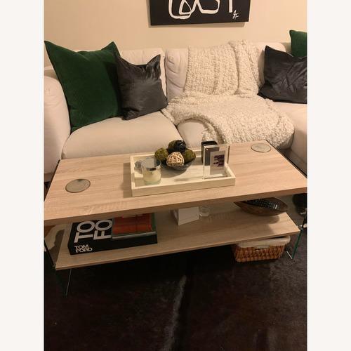 Target Modern Floating Coffee Table