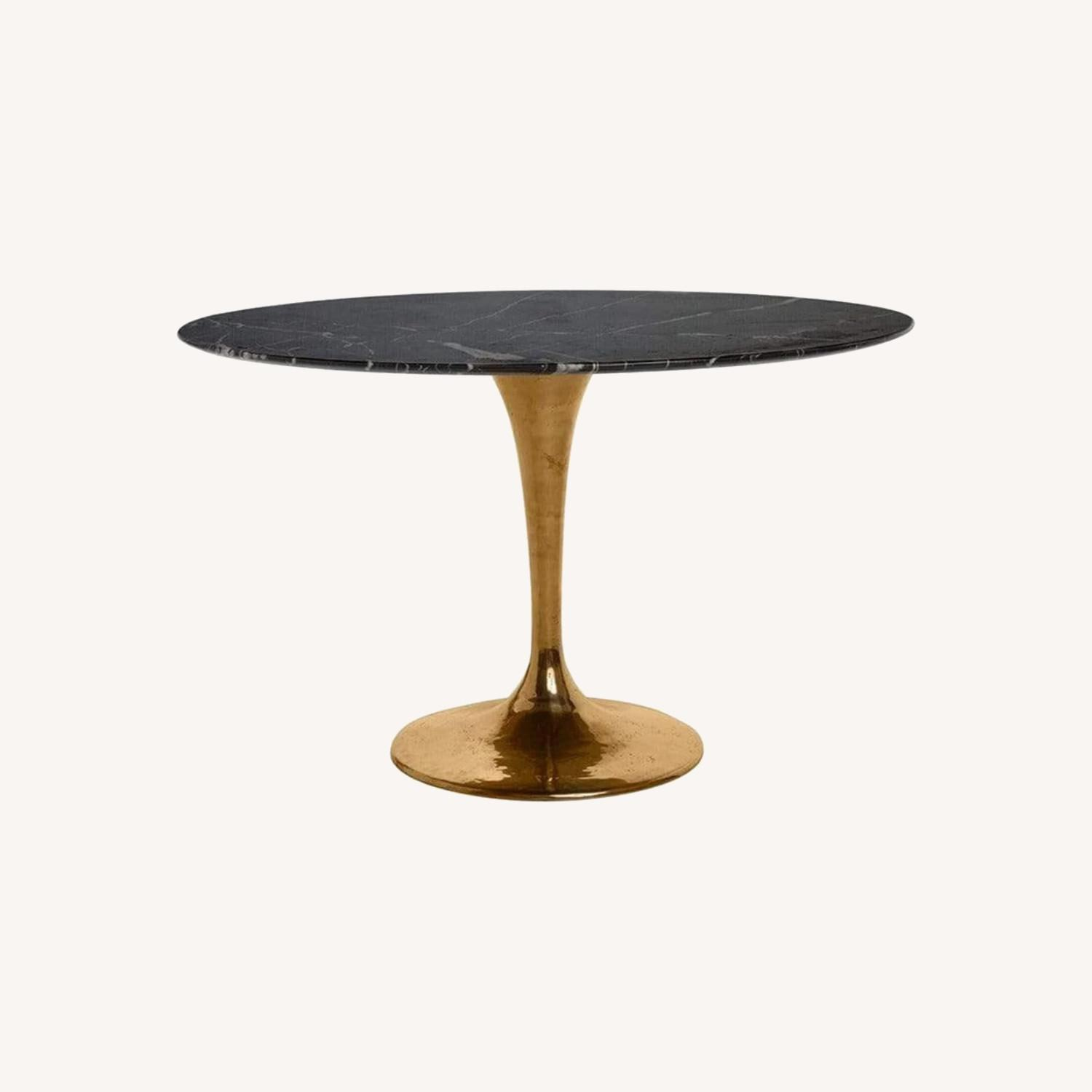 Organic Modernism Round Dining Table - image-0