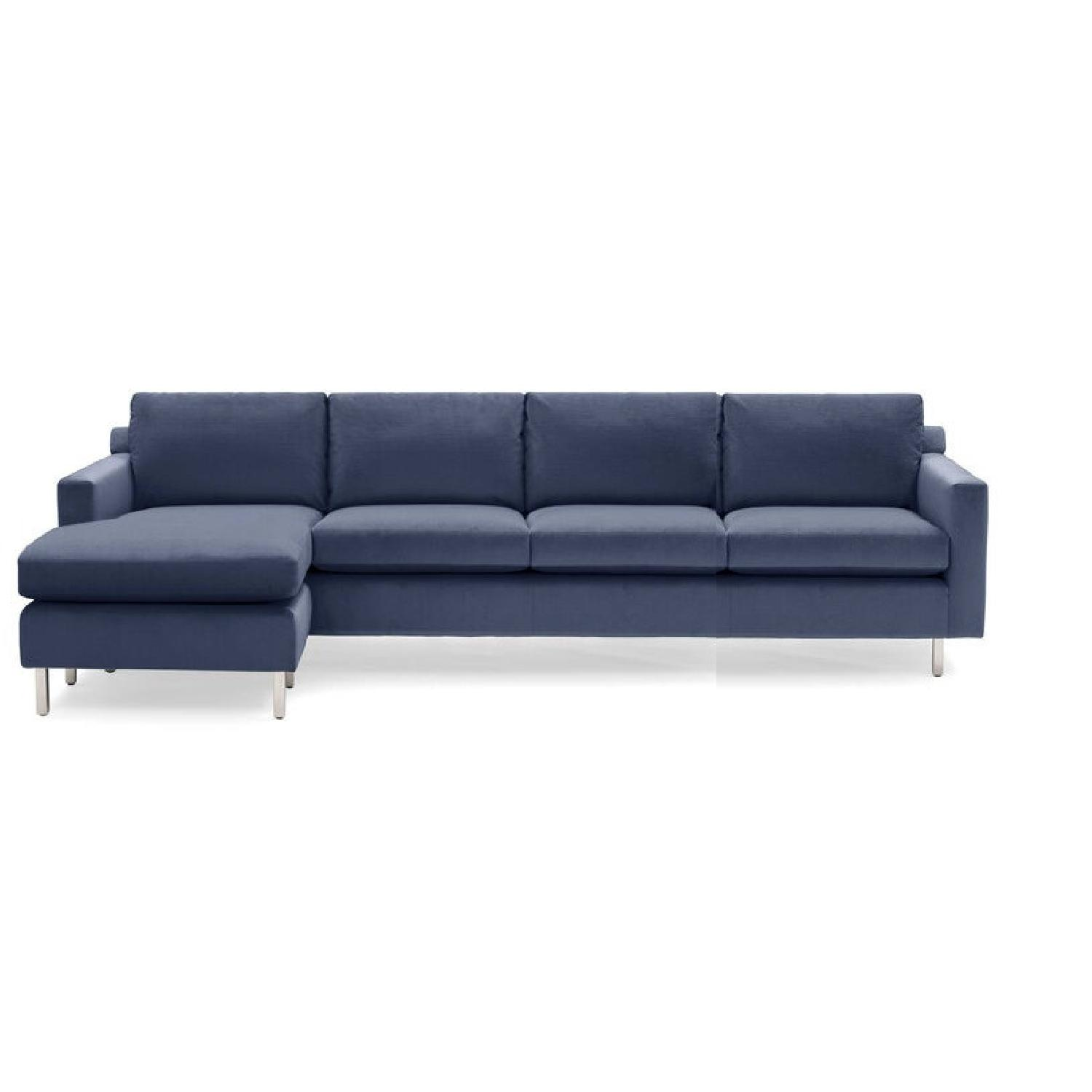 Mitchell Gold + Bob Williams Hunter Sectional Sofa - image-0