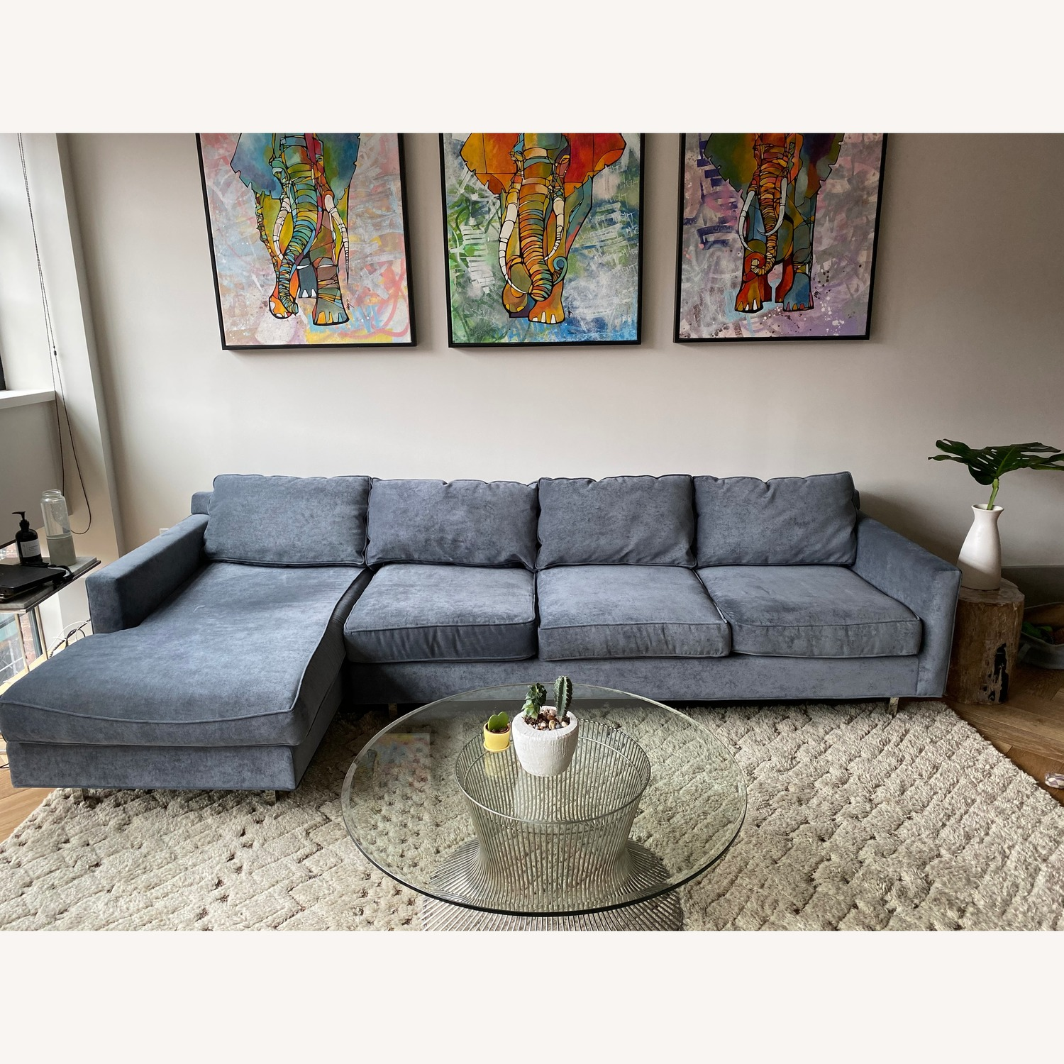 Mitchell Gold + Bob Williams Hunter Sectional Sofa - image-2