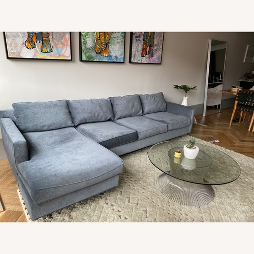 Mitchell Gold + Bob Williams Hunter Sectional Sofa