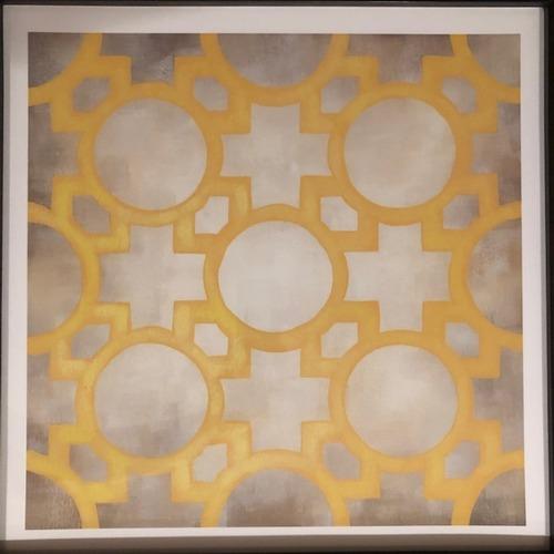 Crate & Barrel Chariklia Zarris Symmetry Framed Prints